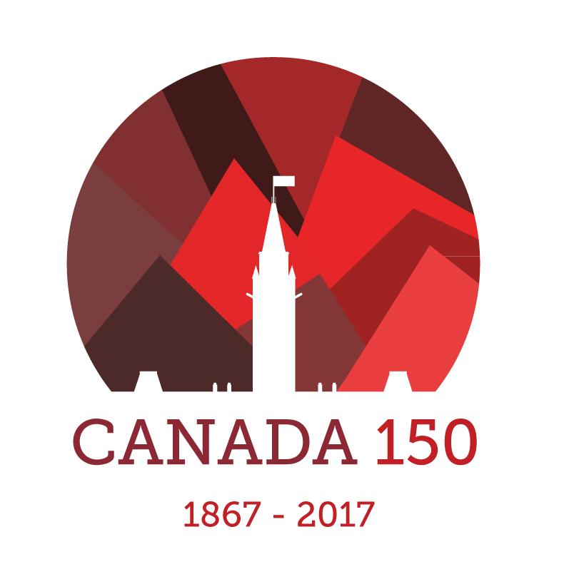 Logo: Canada 150
