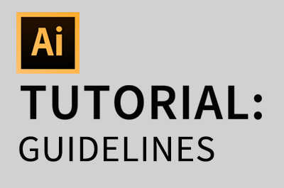 Illustrator CC: Guidelines Tutorial