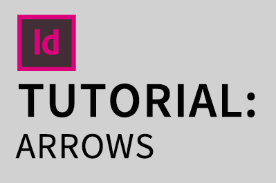 Adobe Indesign CC: Creating Arrows on Lines