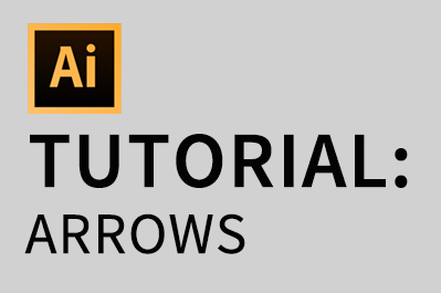 Adobe Illustrator CC: Creating Arrows on lines