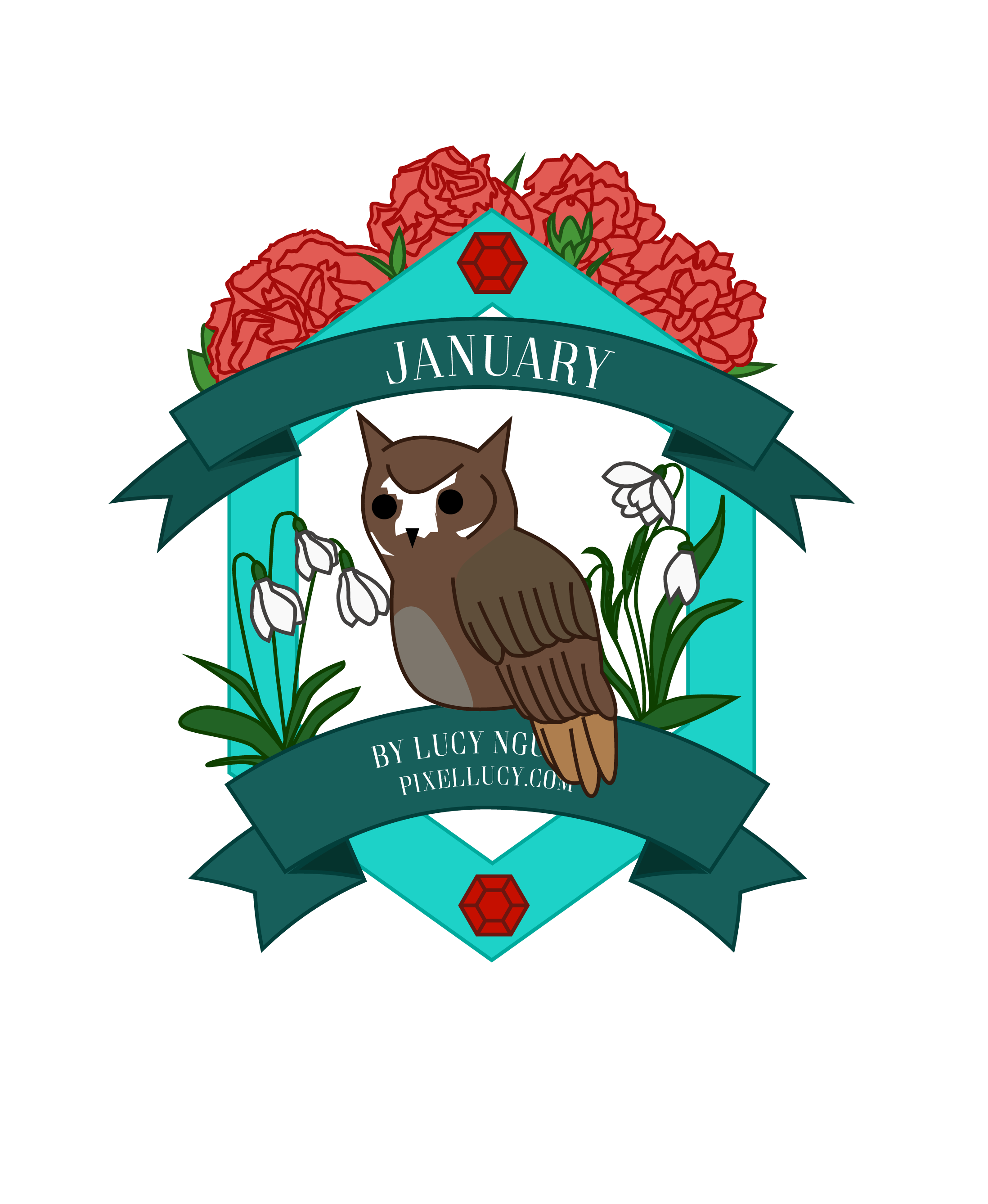 Monthly Challenge: January