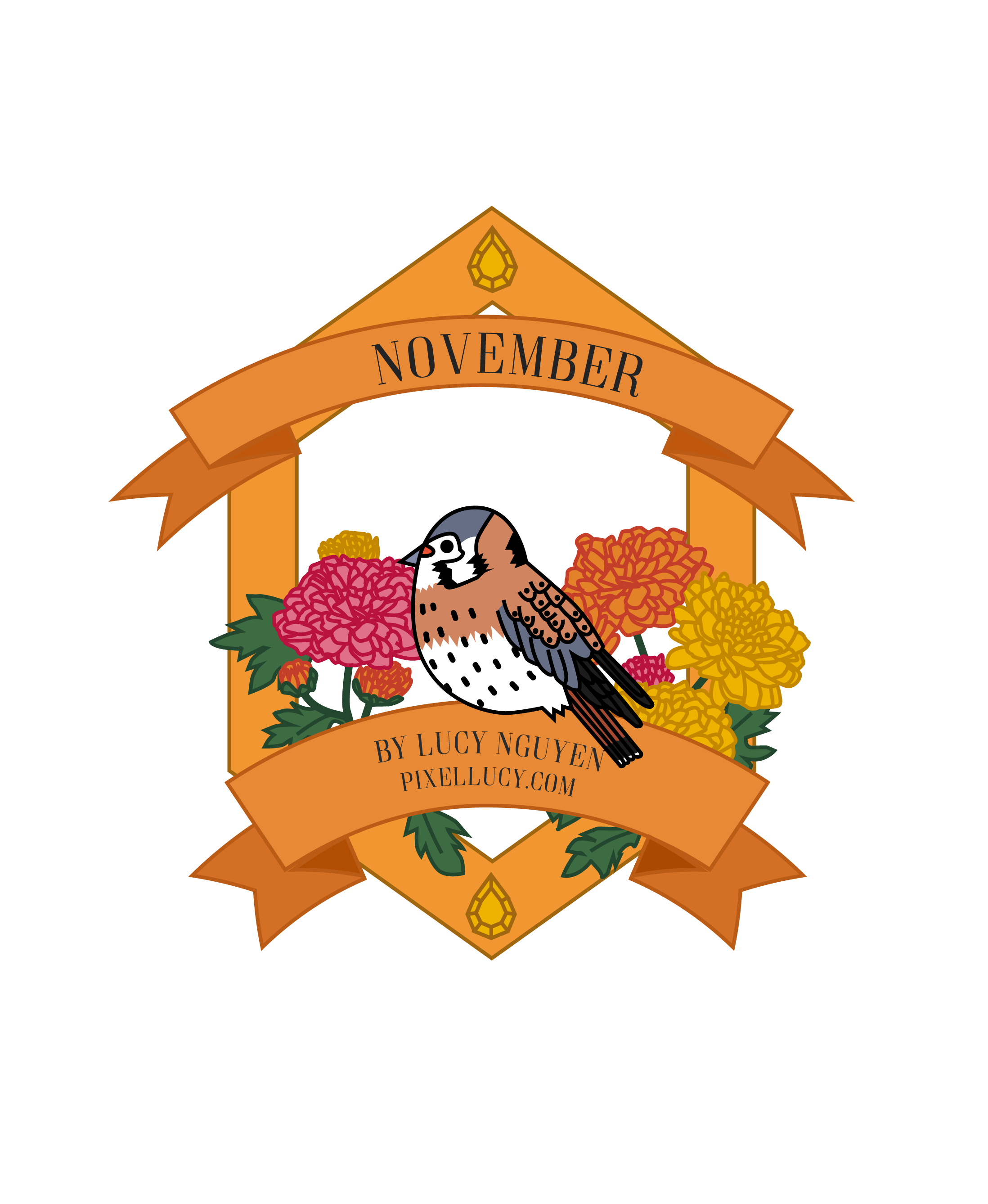 Monthly Challenge: November